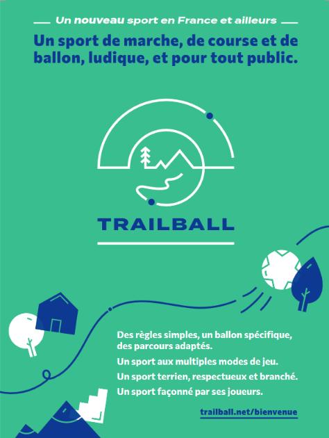 Flyer TRAILBALL Recto